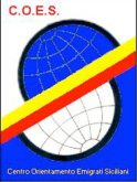 Guidance Center for Sicilian Emigrants (C.O.E.S.) logo