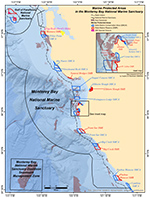 Marine Protected Areas and Trawling Closures in the MBNMS