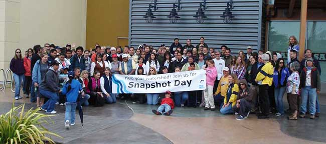 snapshot day group photo